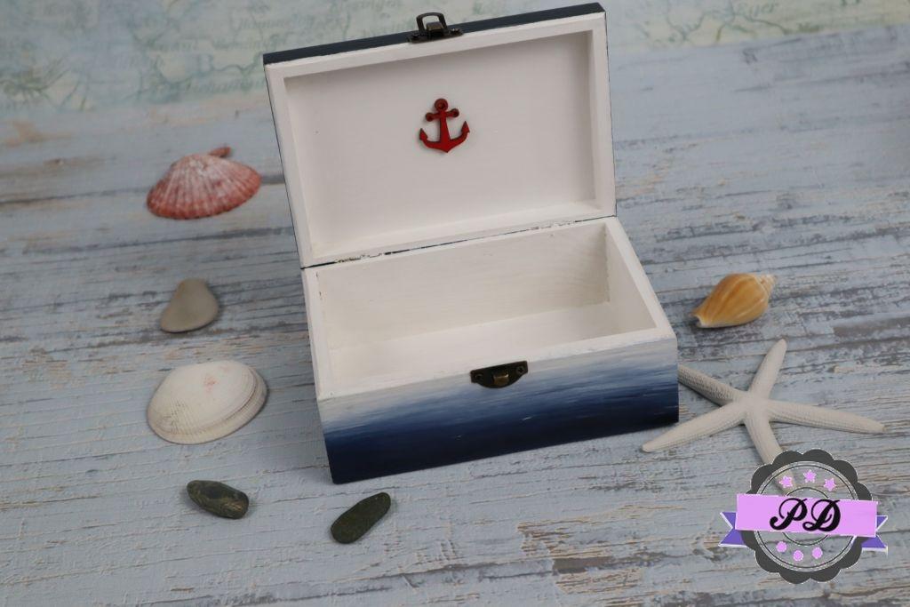 Marynarska szkatułka