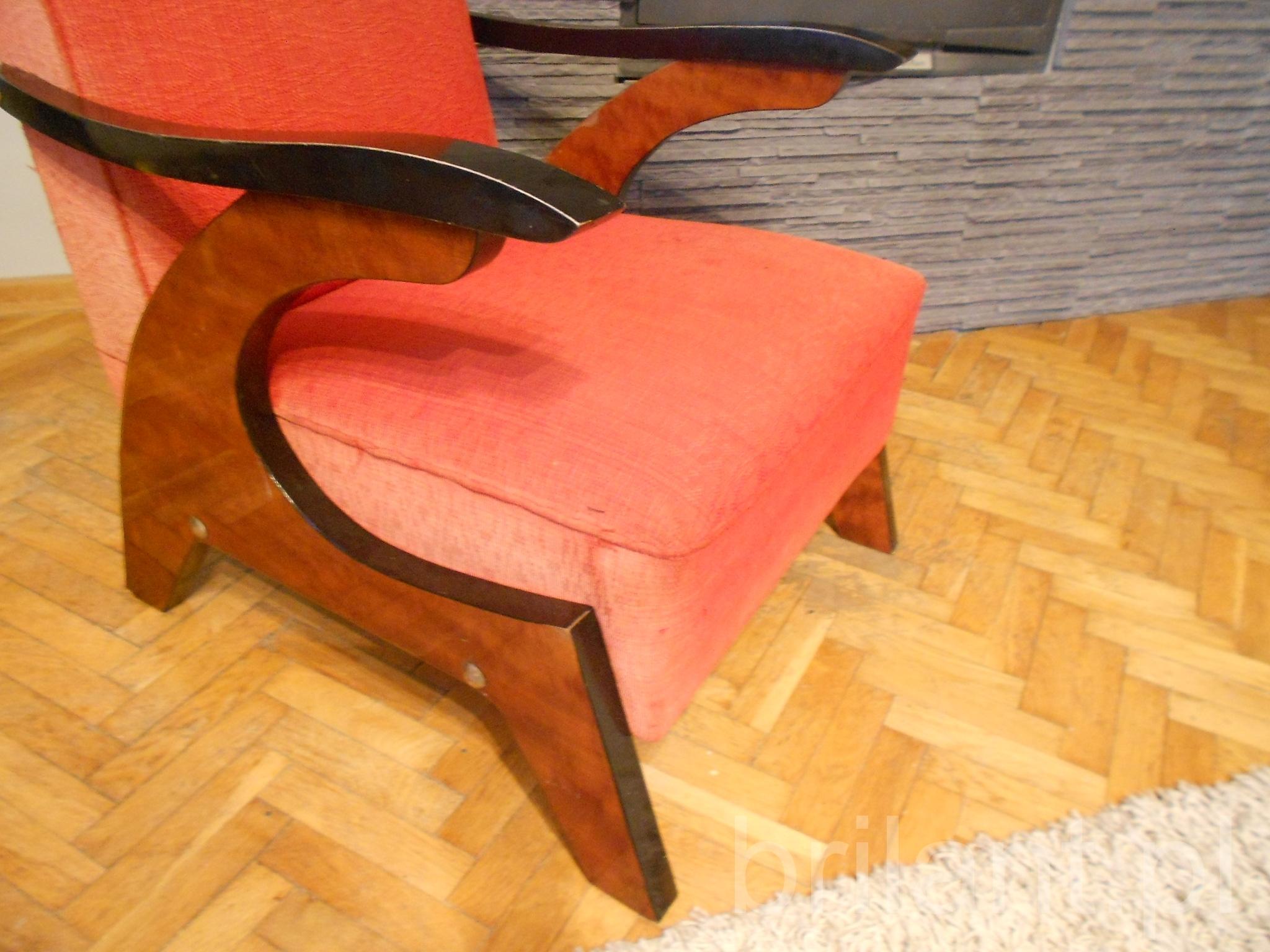 Fotel do renowacji