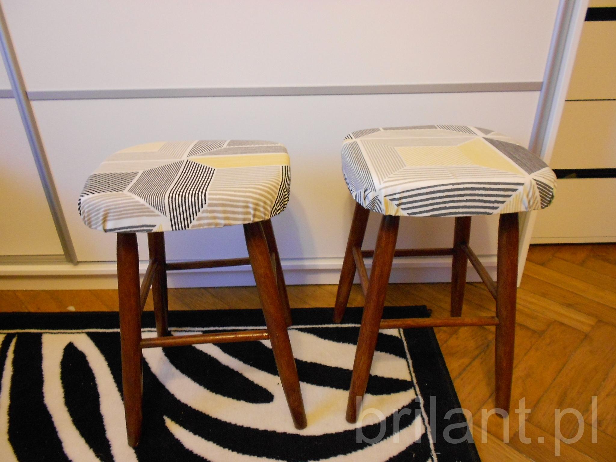 Renowacja stołków