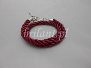 Bransoletka ze sznurka marynarskiego