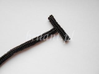 Naszyjnik z kryształem Swarovskiego