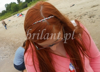 Opaska na włosy