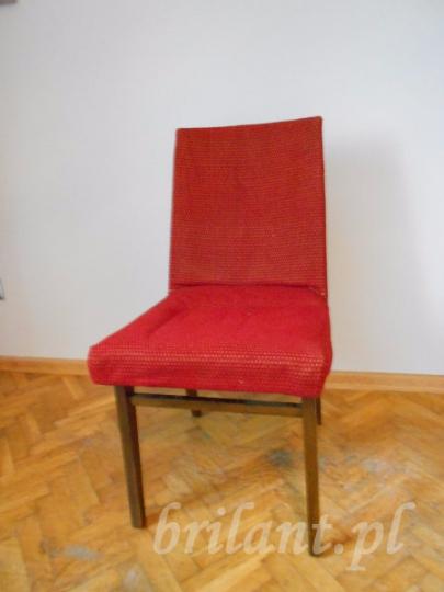 Krzesło przed renowacją