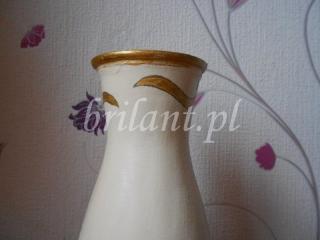 wazon decoupage